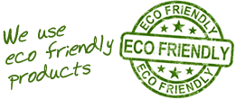 Eco Friendly Oven Cleaning Services